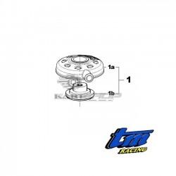 Eclaté culasse TM K9 - KZ10