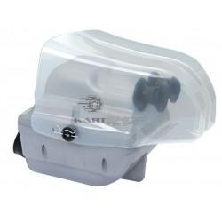 Boite à air KG NITRO + protection pluie
