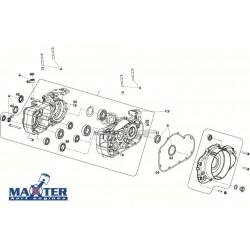 Eclaté joint spy moteur MAXTER MXO/MXS
