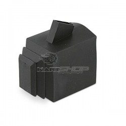 Protection caoutchouc de pompe de frein