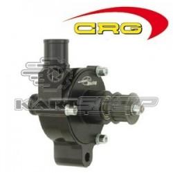 Pompe à eau aluminium anodisée CRG crantée