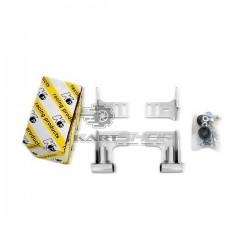 Kit fixations de pare choc AR KG Minikart et M/C