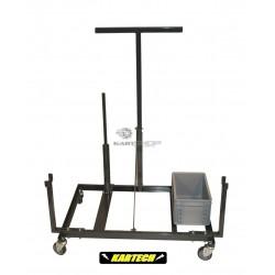 Chariot vertical réglable KARTECH